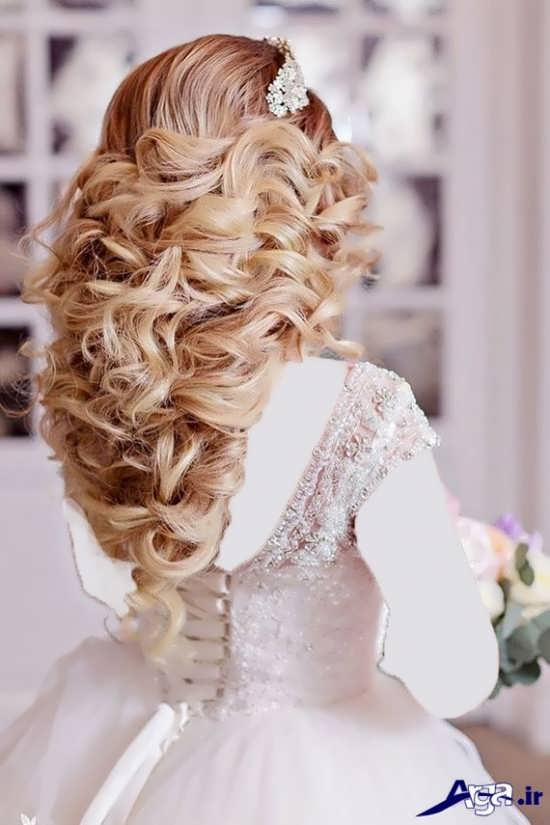 مدل موی عروس 2017