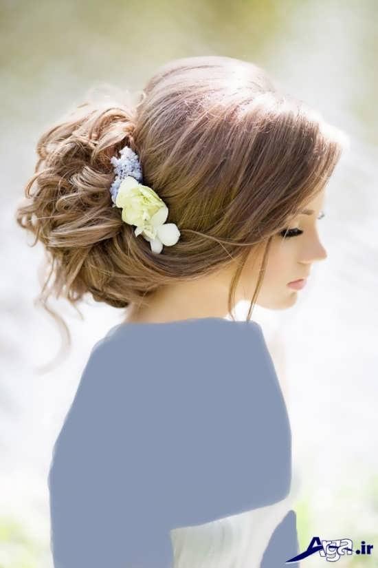 مدل های زیبا و جذاب موی عروس