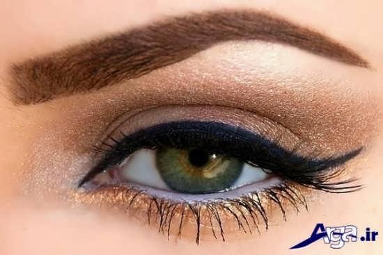 خط چشم زنانه با مدل های زیبا
