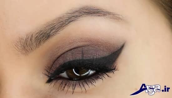 خط چشم زنانه با طرح های جدید