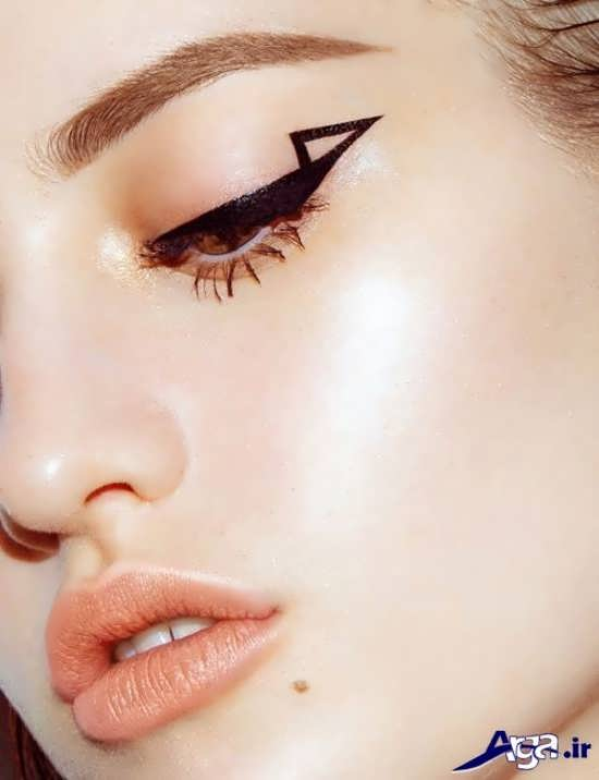 مدل خط چشم دخترانه