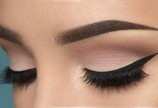 مدل خط چشم کشیدن برای انواع صورت ها