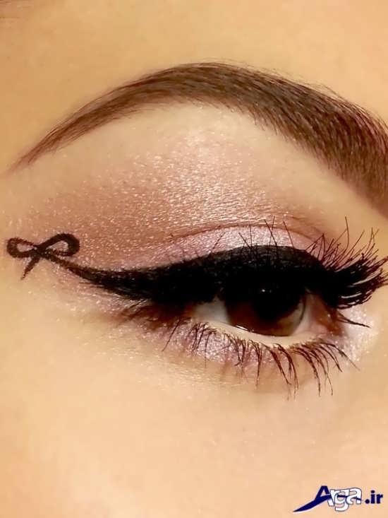 مدل زیبا و جدید خط چشم