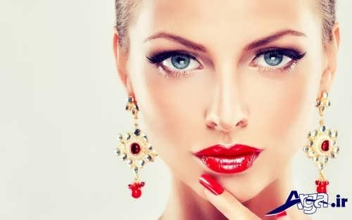 مدل آرایش صورت برای جشن حنابندان