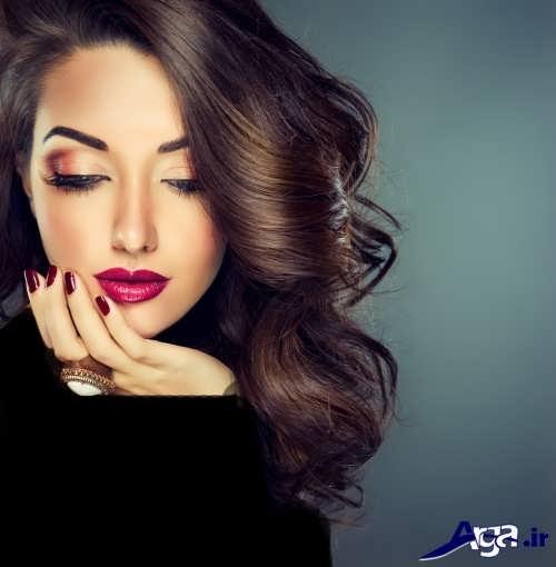مدل آرایش حنابندان برای انواع صورت ها