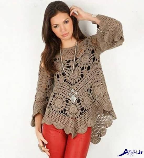 لباس های قلاب بافی جدید