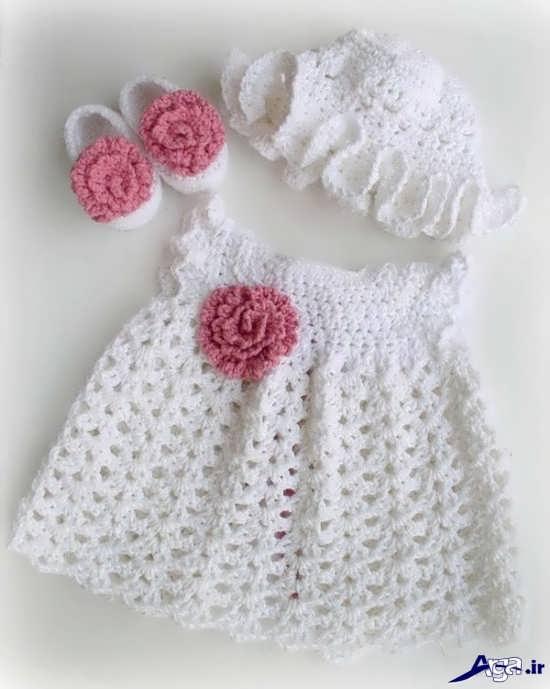 لباس بچه قلاب