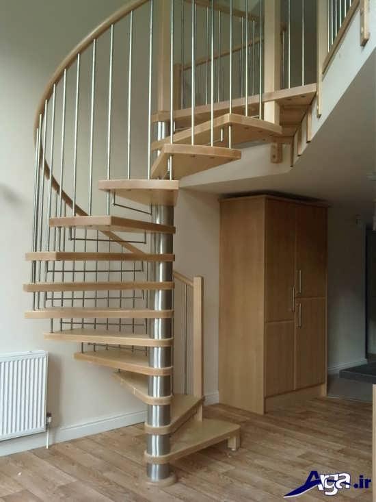 مدل راه پله با طرح های خاص و زیبا