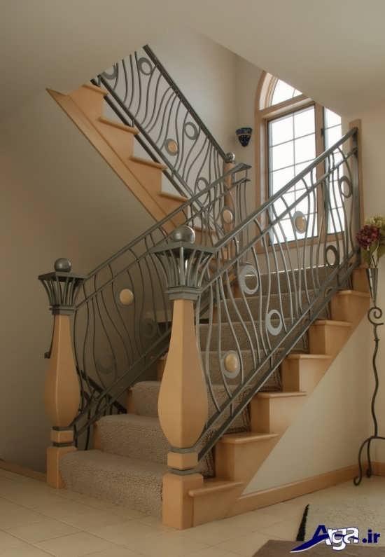 مدل های راه پله داخلی برای ساختمان های لوکس