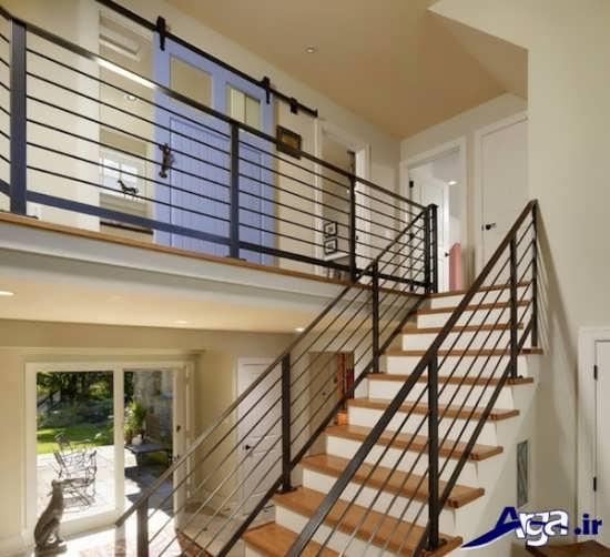 طرح های شیک و جذاب راه پله ساختمان