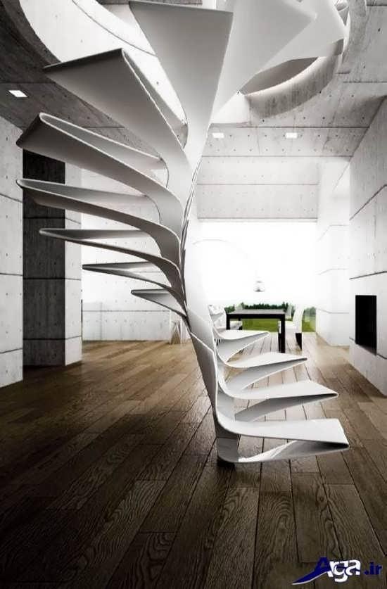 مدل های راه پله مدرن و خلاقانه