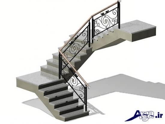 مدل راه پله زیبا و شیک