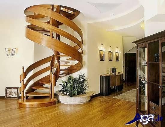 مدل راه پله داخلی منزل