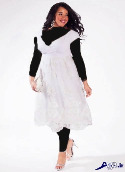 مدل های لباس عروس با طرح کوتاه