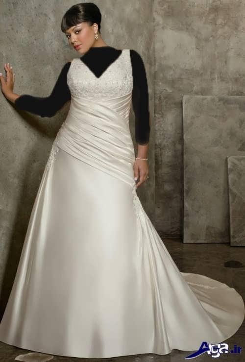 جدیدترین مدل های لباس عروس با طراحی شیک