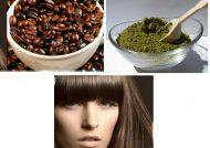 دستور العمل رنگ موی طبیعی با حنا و قهوه