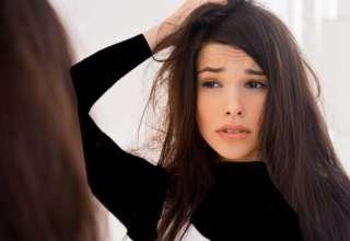 درمان موی چرب با روش های خانگی