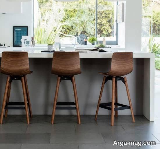 صندلی اپن با طراحی جالب