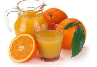طرز تهیه شربت پرتقال در منزل