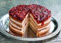 طرز تهیه کیک انار خوشمزه و خوش طعم