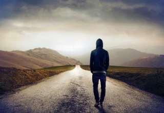 شعرهای غمگین تنهایی