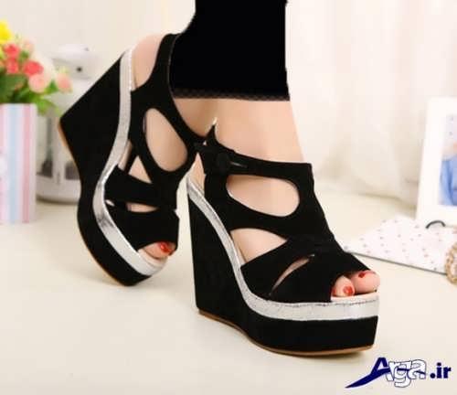 مدل کفش دو رنگ دخترانه