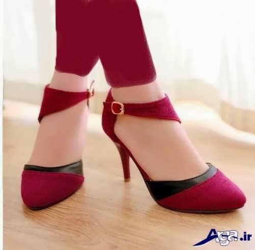 کفش مجلسی شیک و زیبا دخترانه