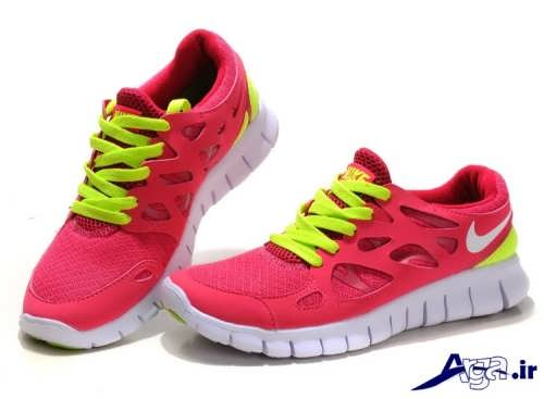 مدل های کفش اسپرت و راحتی دخترانه