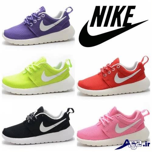 انواع مدل های شیک و جدید کفش اسپرت دخترانه