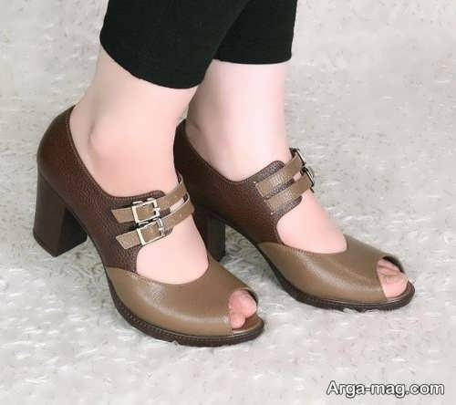 کفشهای پاشنه دار قشنگ