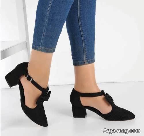 کفشهای پاشنه دار تابستانی