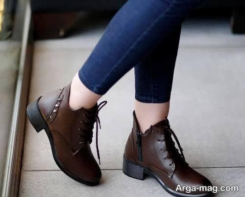 کفشهای پاشنه دار زمستانی