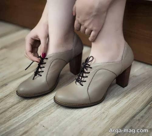 کفشهای پاشنه دار منحصر به فرد