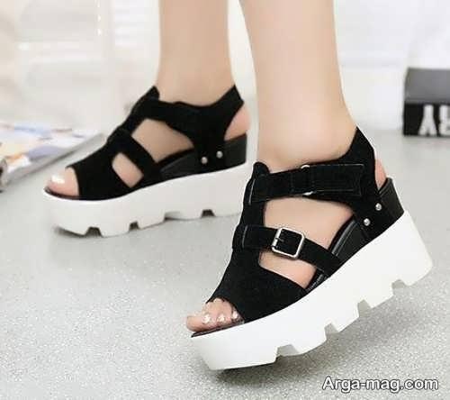 کفشهای پاشنه دار دیدنی