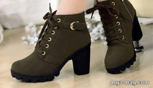 کفشهای پاشنه دار جذاب