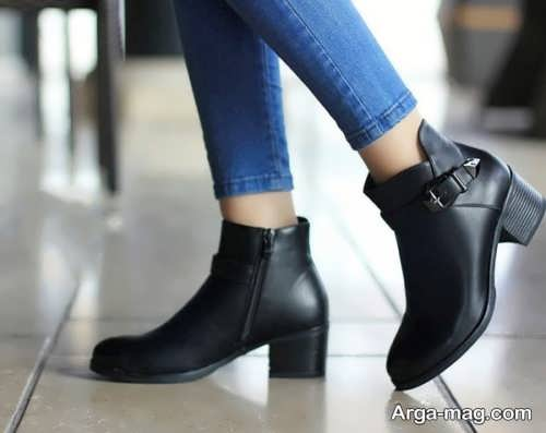 قشنگ ترین کفش پاشنه کوتاه