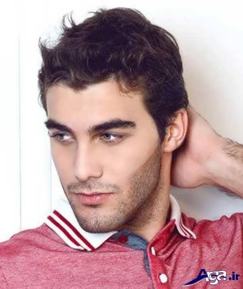 مدل موهای مردانه ساده و کوتاه