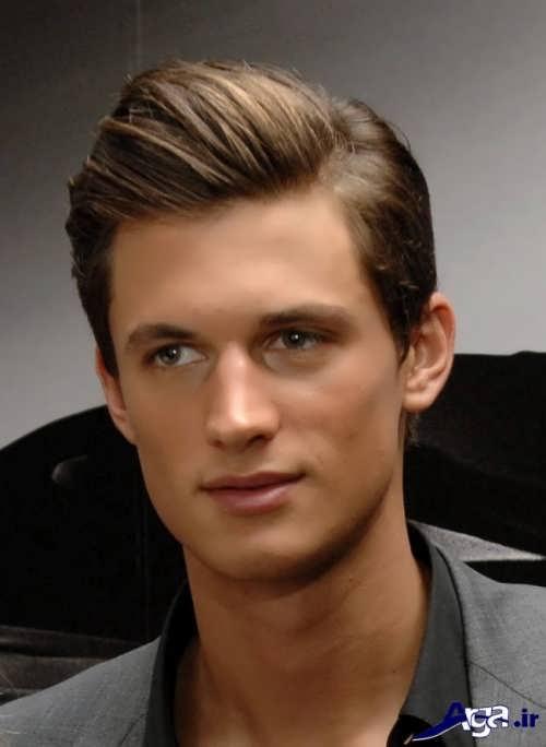 مدل موی ساده مردانه با انواع استایل های زیبا