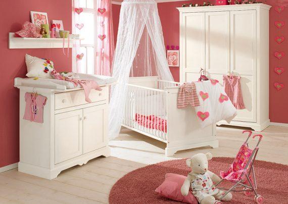 تزیین اتاق سیسمونی نوزاد دختر و پسر
