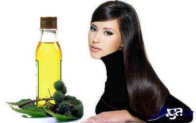 تقویت و رشد مو با روغن گیاهی کرچک