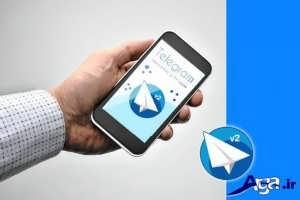 10 ترفند جالب تلگرام
