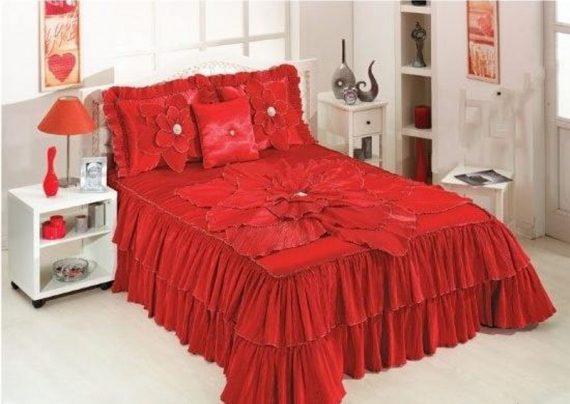 رنگ اتاق خواب عروس و داماد