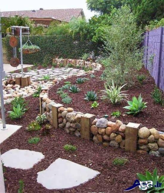 باغچه حیاط