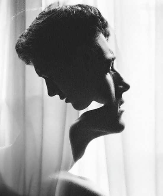 عکس پروفایل سیاه و سفید پسرانه