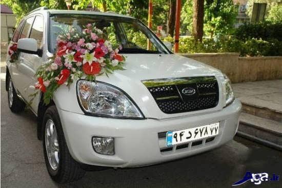 عکس ماشین عروس جدید شاسی بلند