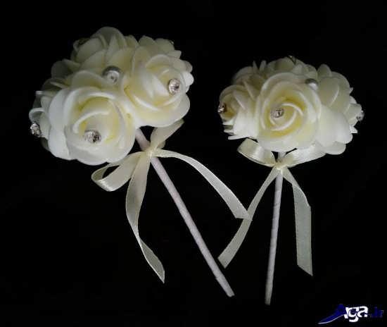 ساخت گیفت با گل کریستالی