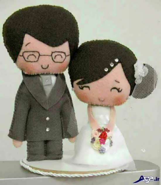 مدل جدید گیفت جشن عروسی