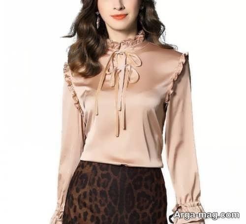 مدل بلوز مجلسی زنانه شیک و جدید برای انواع مهمانی ها