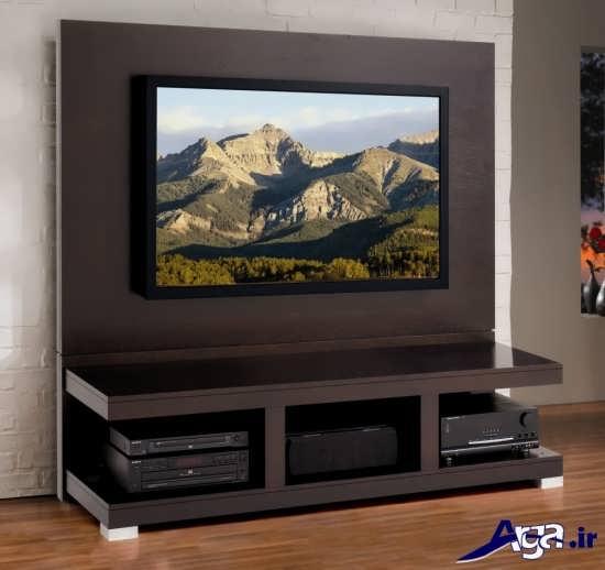 مدل میز تلویزیون با طرح های شیک و تفاوت