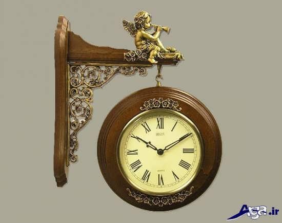 مدل زیبای ساعت دیواری